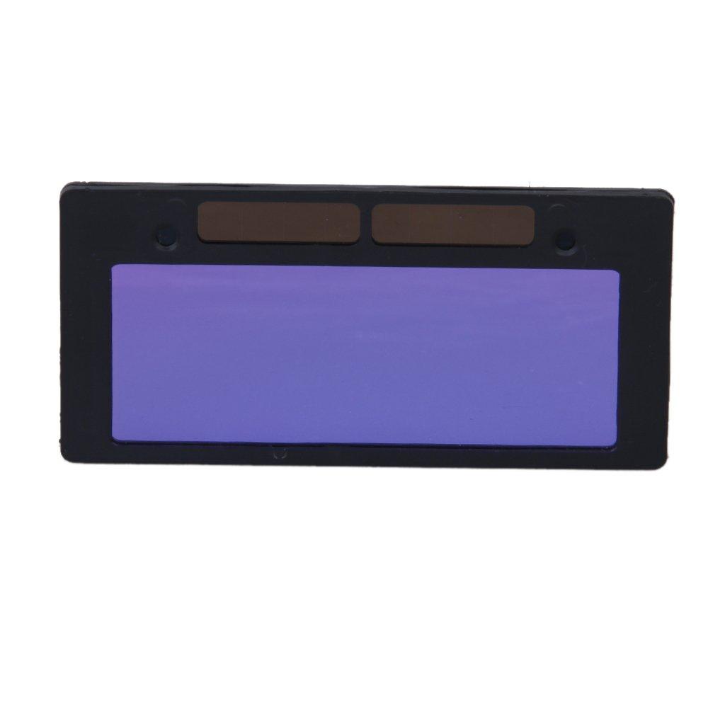 Maschera per saldatura Auto-oscurante Filtro lenti shade/_/_ diversi colori