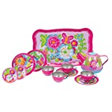 Schylling Garden Party Tea Set