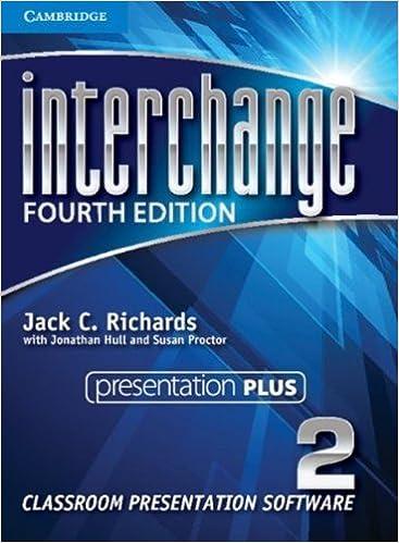 Amazon interchange level 2 presentation plus interchange interchange level 2 presentation plus interchange fourth edition 4th edition fandeluxe Gallery