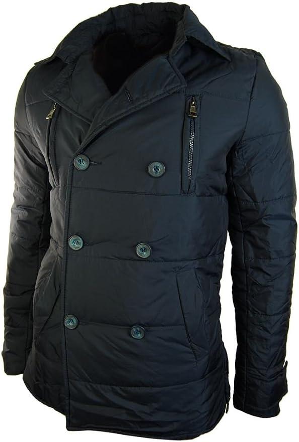 Aomanxi Doudoune Homme Coupe Slim Longueur Standard Capuche