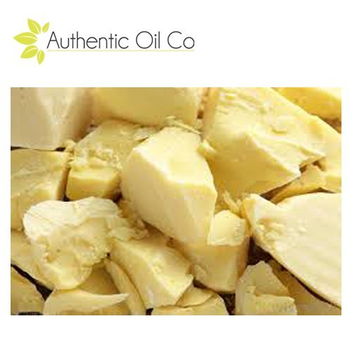 Cocoa Butter Pure Organic grade 50g Authentic Oil Co
