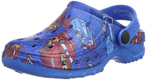 Cars Boys Kids Clog Sandals and Mules Jungen Clogs Blau (CBL CBL)