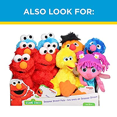 Sesame Street Mini Plush Big Bird Doll: 10-inch Big Bird Toy for Toddlers and Preschoolers, Toy for Kids 1 Year Old and Up: Toys & Games