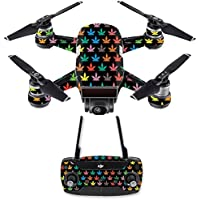 Skin for DJI Spark Mini Drone Combo - Sticky Icky Icky| MightySkins Protective, Durable, and Unique Vinyl Decal wrap cover | Easy To Apply, Remove, and Change Styles | Made in the USA
