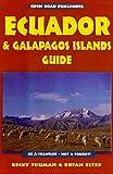 Ecuador and Galapagos Guide, Becky Youman and Bryan Estep, 1892975343