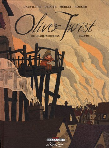 Oliver Twist, Tome 1 (French Edition)