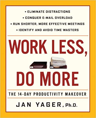 Book Work Less, Do More: The 14-day Productivity Makeover