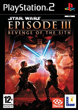 Star Wars Episode Iii Revenge Of The Sith Ps2 Star Wars Episode Iii Amazon Co Uk Pc Video Games