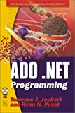img - for ADO.NET Programming with CDR (Wordware programming library) book / textbook / text book