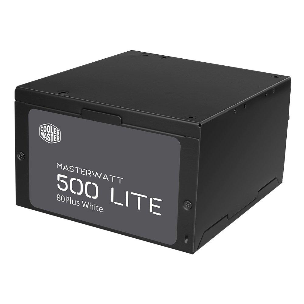 MasterWatt Lite 500W 80 Plus Power Supply by Cooler Master (Image #3)