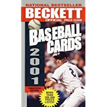 Official Price Guide to Baseball Cards 2001: 20th Edition