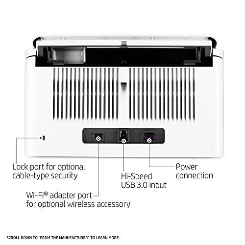 HP ScanJet Enterprise Flow 7000 s3 Sheet-feed OCR Scanner by HP (Image #7)