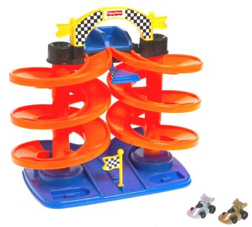 Fisher Price 77855 Super Spiral Speedway
