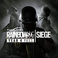 Tom Clancy's Rainbow Sixe Siege Year 4 Pass - PS4 [Digital Code]