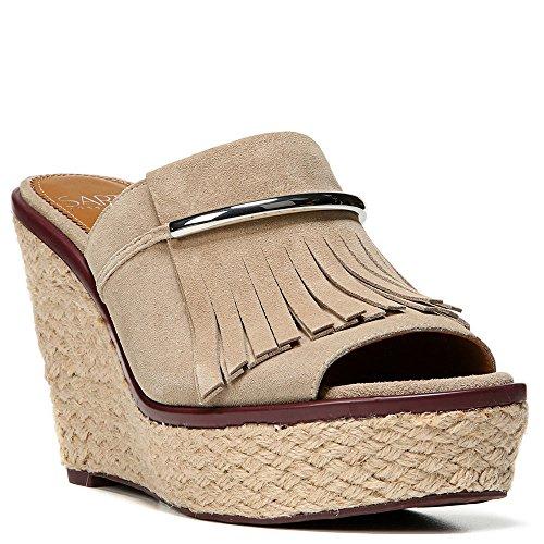 Franco Sarto Mujeres Candace Sandal Soft Tan