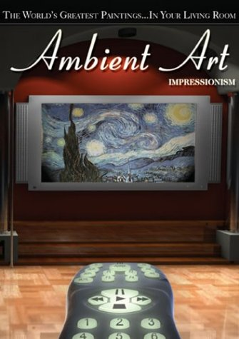 Ambient Art: Impressionism by Jumby Bay Studios