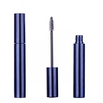 af6c645cd33 Amazon.com : 3PCS 10ML Reusable Empty Plastic Eyelashes Bottle Mascara Tube  Container With Brush And Plug for Home And Travel(Blue) : Beauty