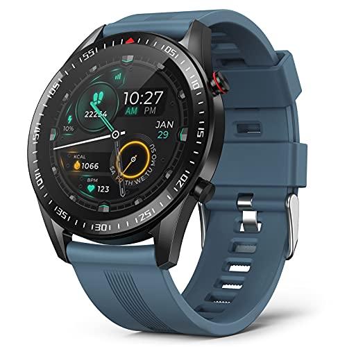 BingoFit Smart Watch Compatible iPhone and Android Phones IP68 Waterproof, Smartwatch for Men Fitness Activity Tracker…