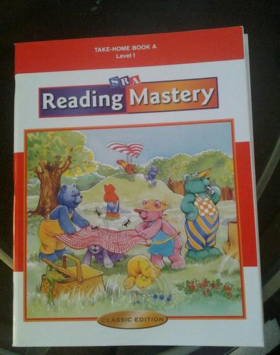 Read Online SRA Reading Mastery Take-Home Book A Level 1 PDF