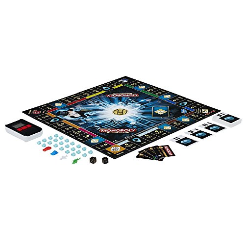 Aeropost Com Chile Hasbro Monopoly Game Ultimate Banking Edition