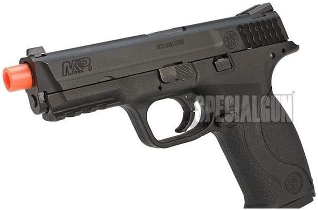 FN FNS-9 GAZ BAX 6mm Escarchador 22BB's E=0,8 J. max/C12 Color: Negro