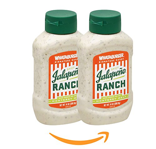 Jalapeno Spicy Ranch, Whataburger, 14 Oz., (Pack of ()