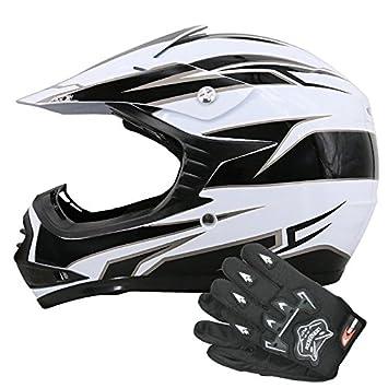 Leopard LEO-X16 Casco de Motocross para Niños Bicicleta Motocicleta ATV Patio ECE 22-