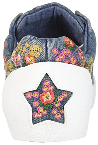 Women Blue Ash AS Nippon Sneaker Denim 1aaORcCdqW