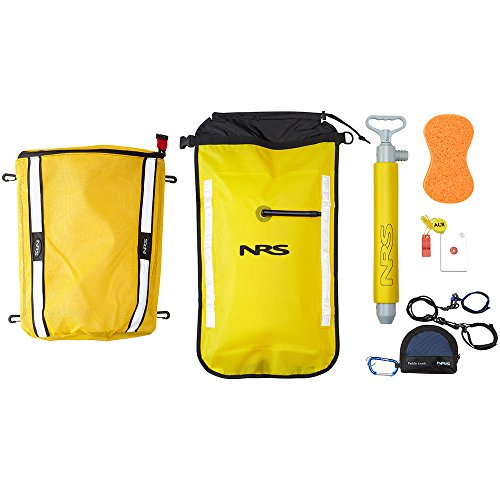 NRS Deluxe Touring Safety Kit Yellow One Size