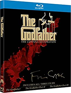 The Godfather Trilogy  The Coppola Restoration (Slipcase Packaging with  Emboss + Collectible Booklet + eb8317ad863c