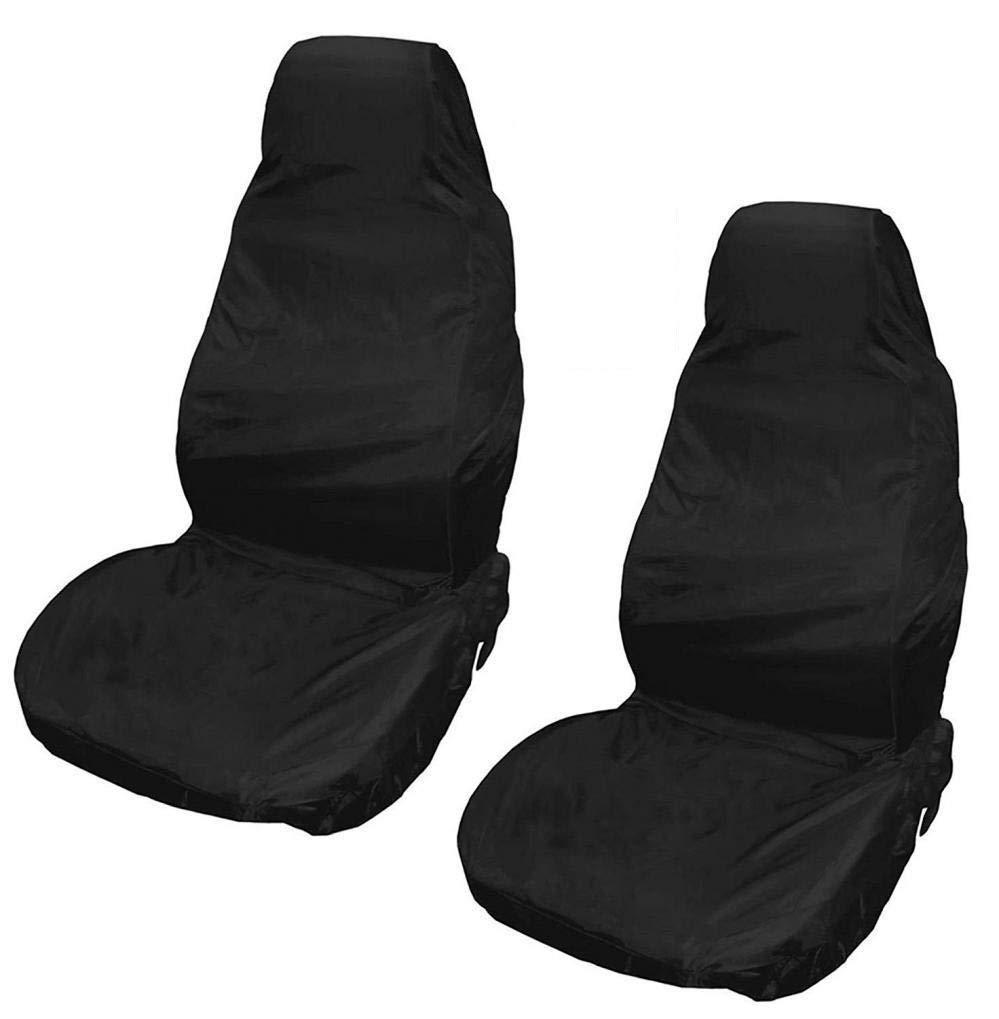 Frostfire Universal Black Car Seat Cover