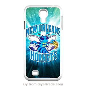 Galaxy Case Cover For Galaxy S4 Retailer Packaging NBA New Orleans Hornets For Fun Apple Samsung Galaxy S4 White 11 Case With Covers On Protective Case