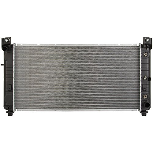 Chevrolet Tahoe Car Radiator - Spectra Premium CU2423 Complete Radiator for General Motors