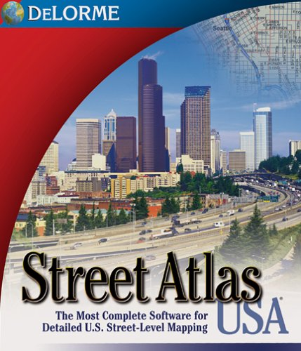 Street Atlas USA 9.0 Earthmate Gps Receiver