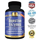 Digestive Enzyme Supplements by Vitaura NON-GMO Enzymes for Digestion Amylase, Protease, Lipase to Reduce Gas, Bloating, Toxins, Increase Energy and Aid Digestion of Fats, Proteins, Carbs 100 Capsules Review