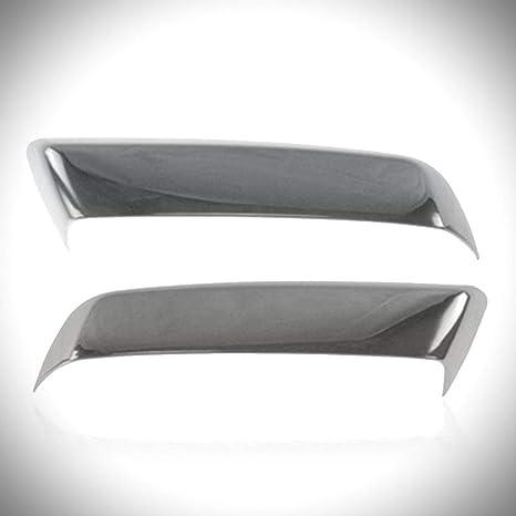 Amazon.com: Chrome Mirror Cover Kit fits 2014-17 Chevy ...