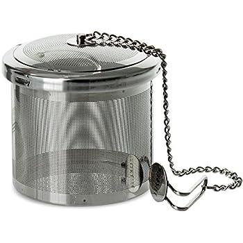 Tea Ball Loose Tea Leaf Strainer Herbal Spice Infuser Filter Diffuser Mesh T
