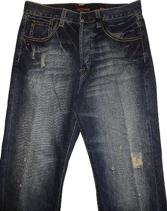 Men's Ed Hardy Jeans ADA Eddie Size 30 X 32