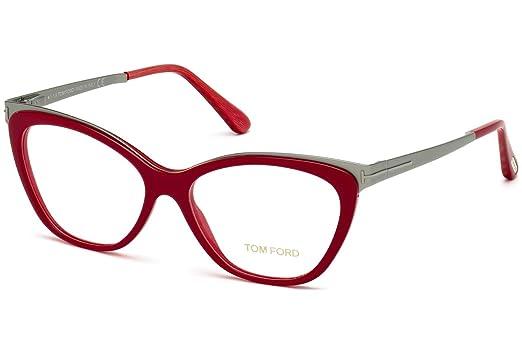 91a161be92 Amazon.com  Tom Ford FT5374 077 Occhiali da vista Eyeglasses 2016 ...