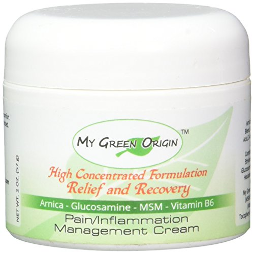 Pain Relief Cream  This Natural Pain Relief Cream Contains