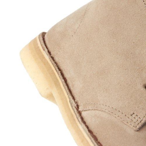 para 00103772 Botines Desert mujer cuero de Clarks marrón Boot Desert vq0xB