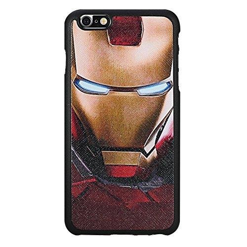 Iphone 6 Plus Case [Non-slip][high Quality Polycarbonate Materiais] Iphone 6 (5.5)case [Tin Fit A] Iron Man