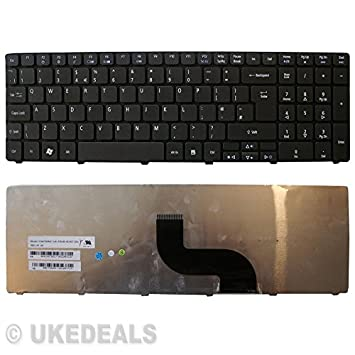 New UK Packard Bell EASYNOTE LM81 LM82 LM83 LM85 LM86 LM87 LM94 LM98 TX86 TK37 TK81 TK83 TK85 TK87 TM01 TM05 TM80 TM81 TM82 TM83 TM85 TM86 TM87 TM89 TM93 TM94 TM97 TM98 TM99 NV50 Series Laptop Keyboard