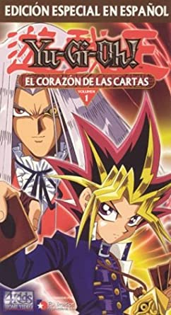 Amazon.com: Yu-Gi-Oh: Heart of Cards [VHS]: Artist Not ...