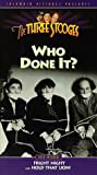 Three Stooges #26 Who Done It