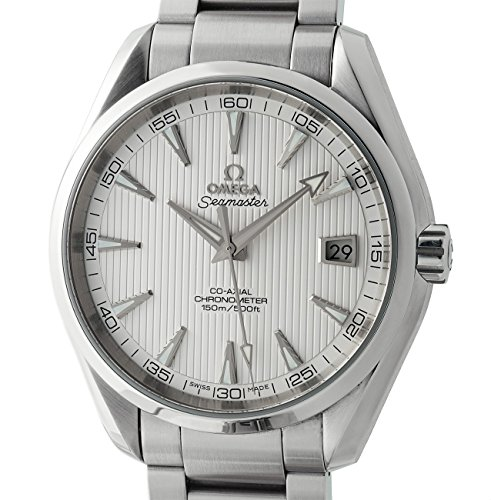 Omega Seamaster automatic-self-wind mens Watch 231.10.42.21.02.001_ (Certified Pre-owned)