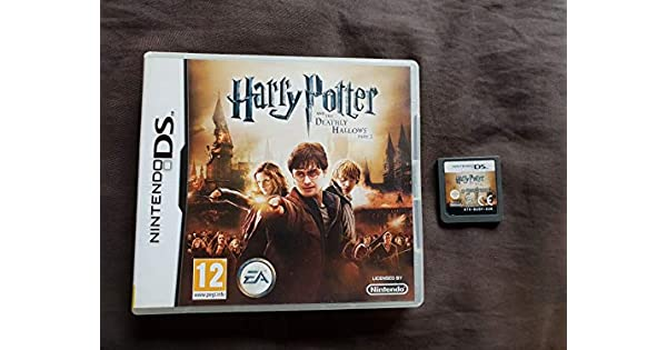 Harry Potter and The Deathly Hallows Part 2 (Nintendo DS) by ...