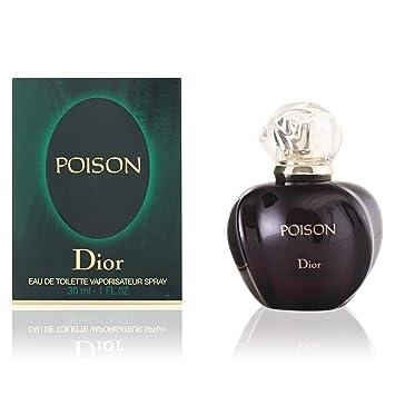 b5d40849b Amazon.com: Christian Dior Women's Poison Eau de Toilette Spray, 3.4 ...