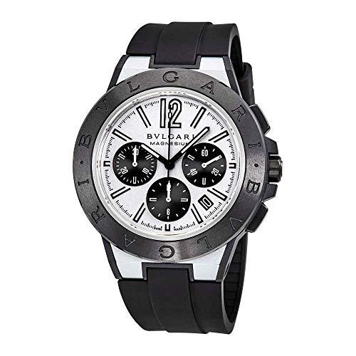 Bvlgari Diagono Magnesium Automatic Chronograph Mens Watch 102305