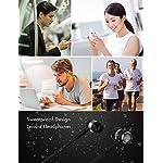 VEENAX-M6-Cuffie-Auricolari-in-Ear-con-Microfono-Sport-Cuffiette-Stereo-con-Cavo-e-Bassi-Potenti-per-iPhone-Samsung-Xiaomi-Huawei-Cellulari-Tablet-PC-Nero